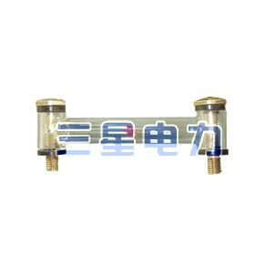侧装工字型油表管
