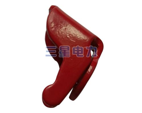 变压器压脚红