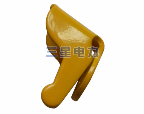 变压器压脚黄